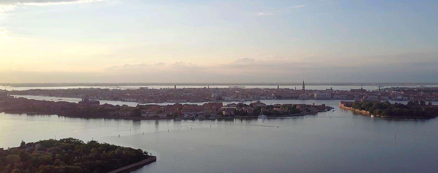 Lagoon of Venice