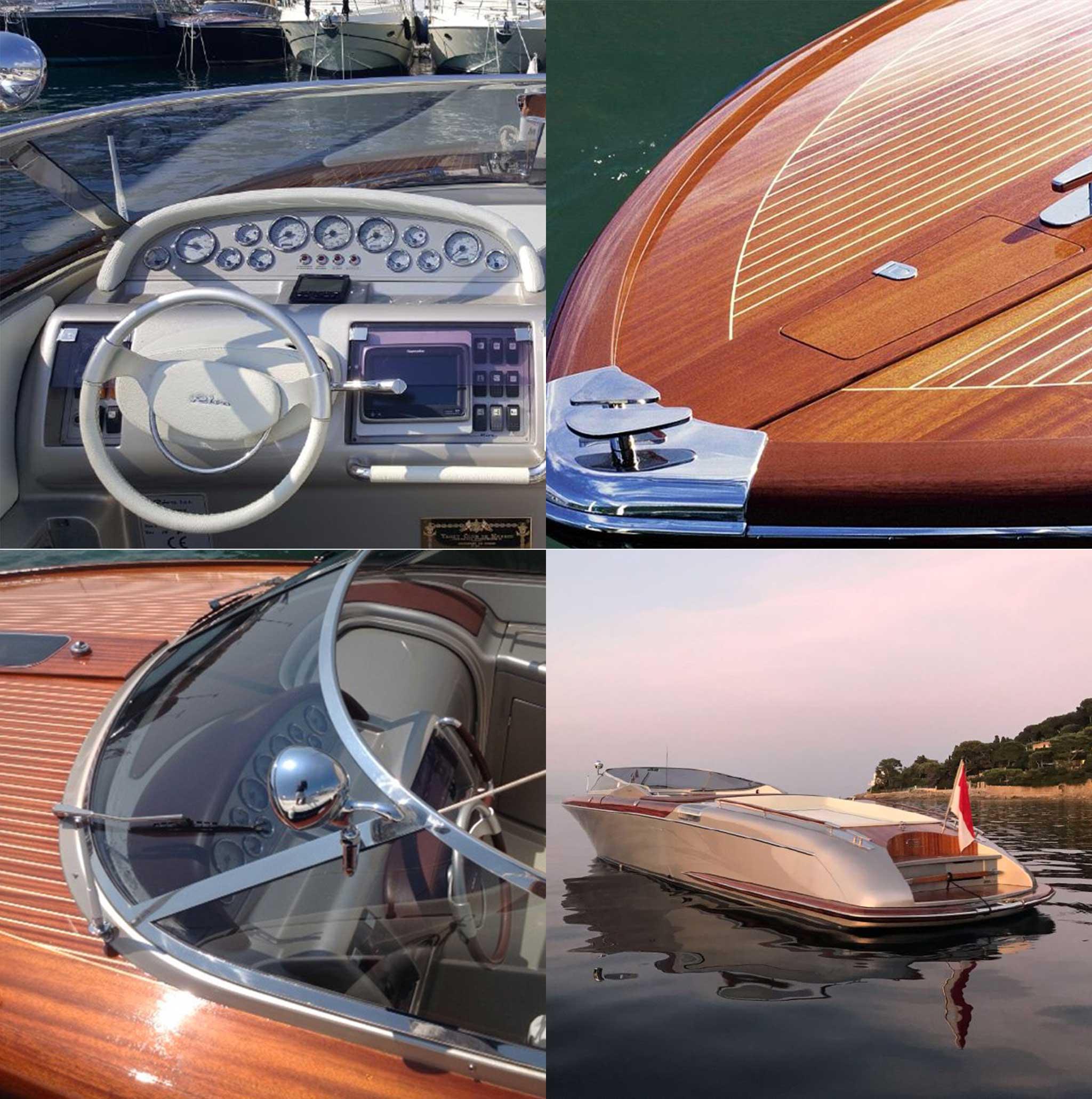 Riva Yacht Experience - Info tecniche