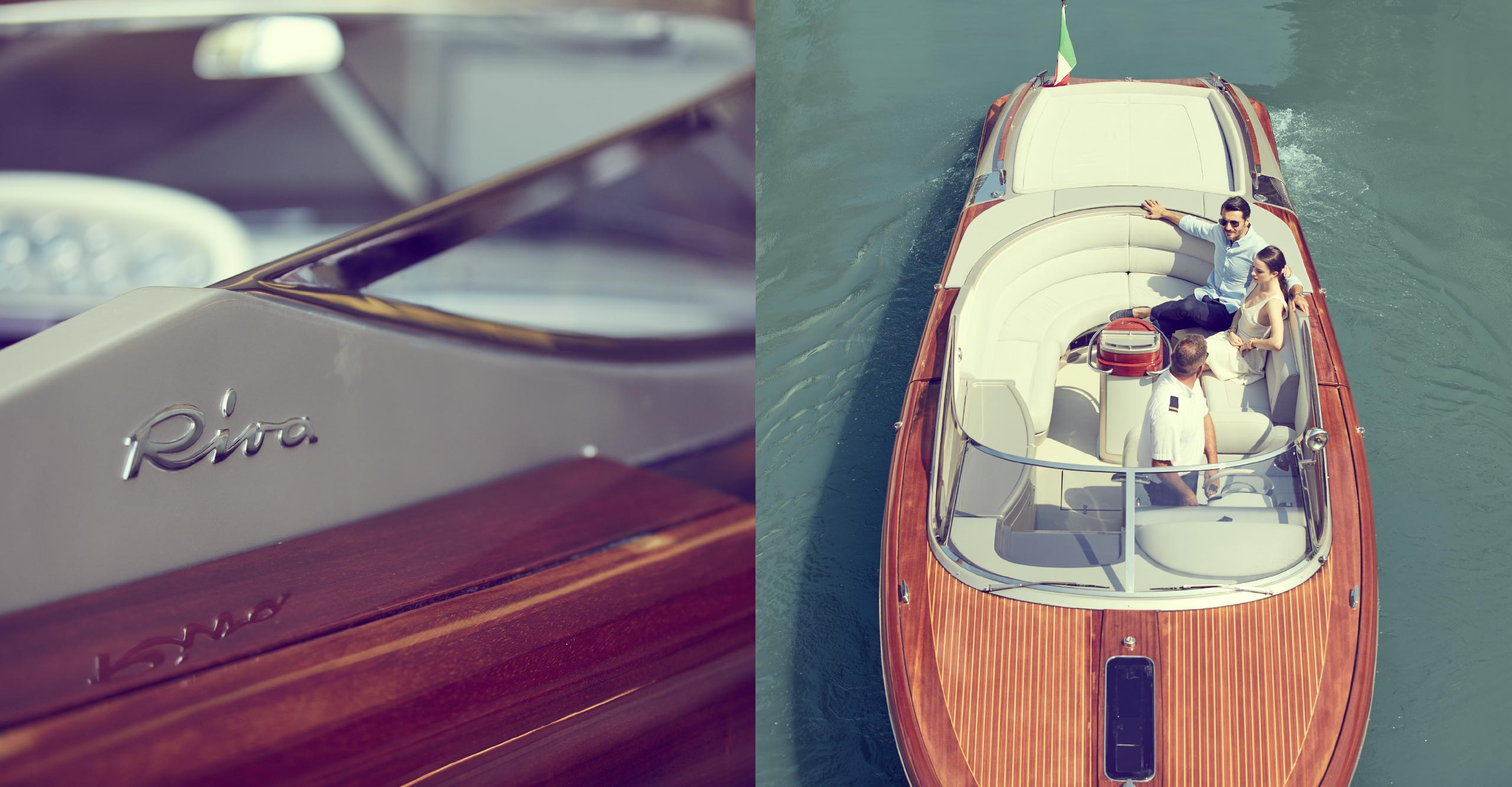 Riva Yacht Experience